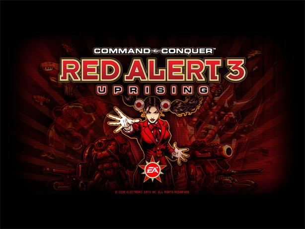 红色警戒3